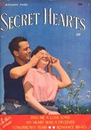 Secret Hearts Vol 1 3