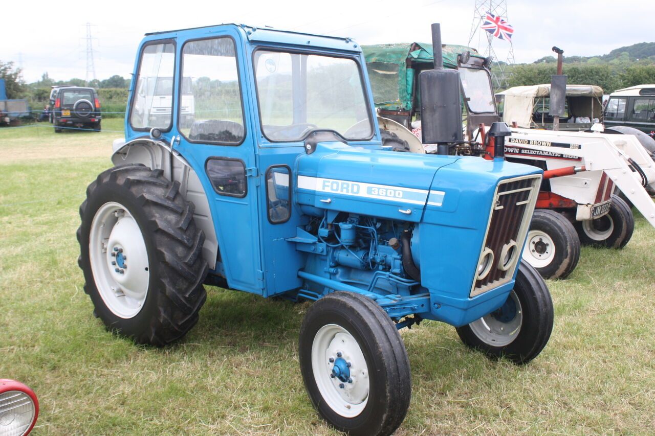 Ford 3600 Tractor : Image ford at scorton img g tractor