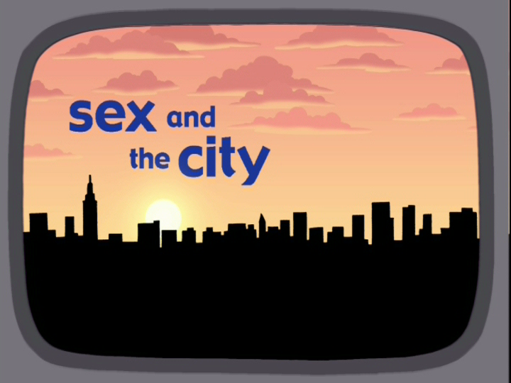 wikipidia sex and the city