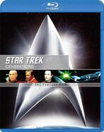Star Trek Generations Blu-ray cover Region A (Japan)
