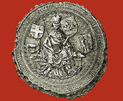Royal seal of Lithuanian Grand Duke Vytautas the Great
