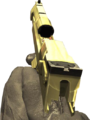 Golden Desert Eagle Firing CoD4