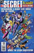 Legion of Super-Heroes Secret Files and Origins Vol 4 2