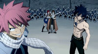 Erza&#39;s plan to take Faust