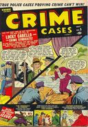 Crime Cases Comics Vol 1 5