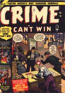 Crime Can&#39;t Win Vol 1 9