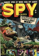 Spy Cases Vol 1 9