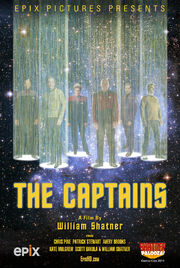 The Captains poster