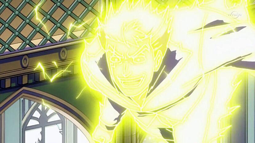 les attaques les armures et les  clefs des personnage principaux  830px-Lightning_Transformation