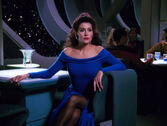 Troi hologram
