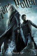 04-17-09-Half-Blood Prince Poster-Dumbledore-Harry