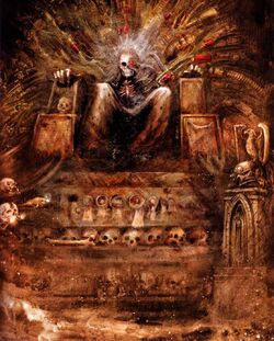 Emperor Upon Throne