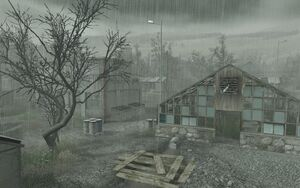 Bare Load Screen Downpour CoD4