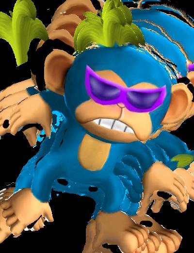 monkey island otis