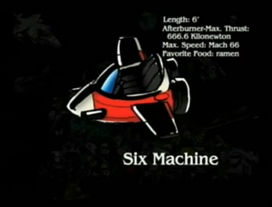 Sixmachine