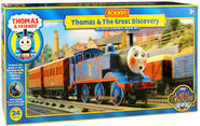 HornbyThomasandtheGreatDiscoveryset