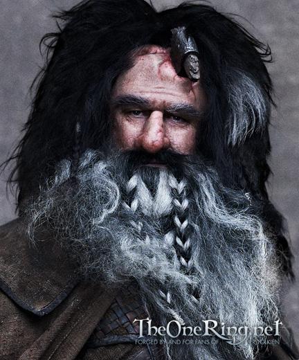 O Hobbit - A Desolação de Smaug! Bifur