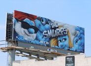 Smurfsmoviebillboard2