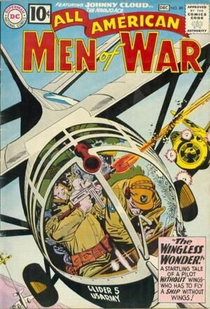 Cover for All-American Men of War #88