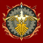 Suzaku coat of arms