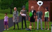 TS3Generations lifestages