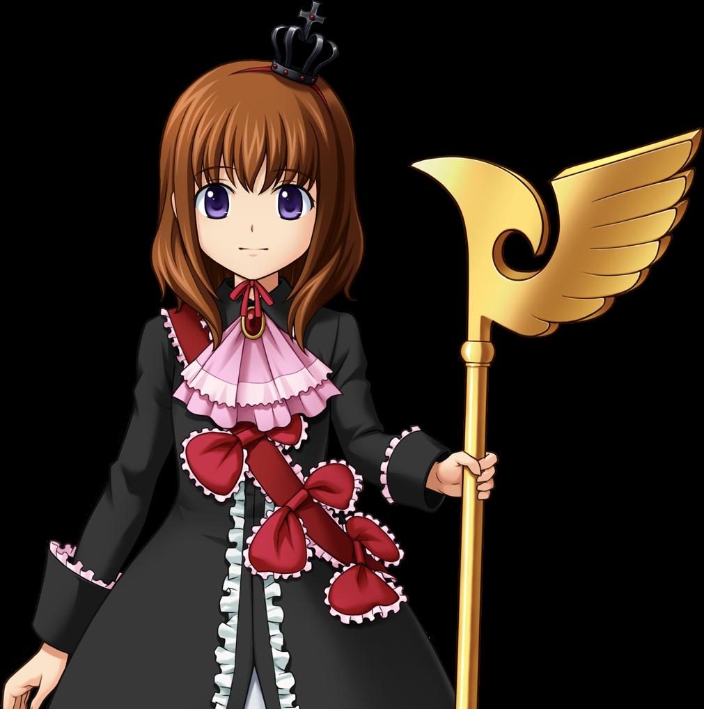 Liliath Bennet Lady_Maria1