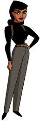 Detective Renee Montoya