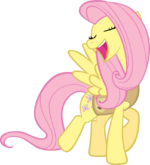 Winter Wrap Up - Fluttershy by Kishmond