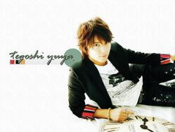 Yuya tegoshi by hd17
