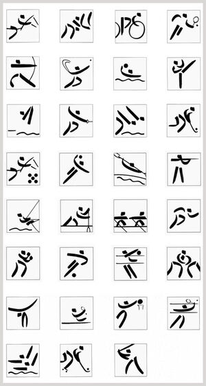 1992-Barcelona-Pictograms