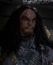 Martok, Chancellor of the Klingon High Council