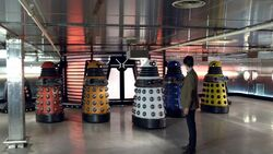 New daleks