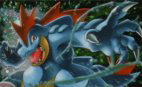 Feraligatr (EX- Unseen Forces)