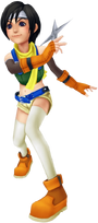 Yuffie KH
