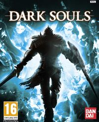 Dark Souls Cover Art