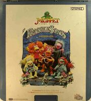 Fraggle Songs CED
