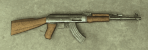 Farcry2 ak47