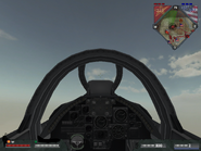 BFV A-7 CORSAIR COCKPIT