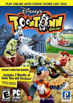 ToontownOnlineCover