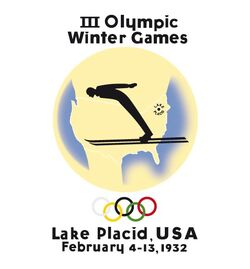 1932 lakeplacid logo