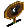 Belted Cow Mastery Sign-icon