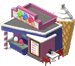 Soft Serve Ice Cream Stand-icon