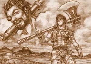 Ninja List ~ Samurai Shodown vs Soul Calibur Rockend_2