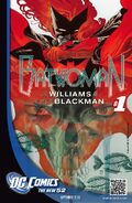 Batwoman Volume 1 Poster