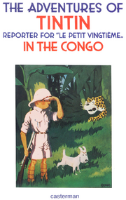 Tintin in the Congo Casterman
