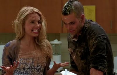 Puck and Quinn foohgghd fight♥