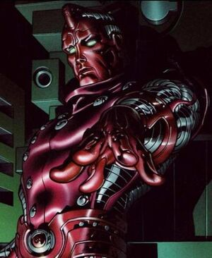High-evolutionary