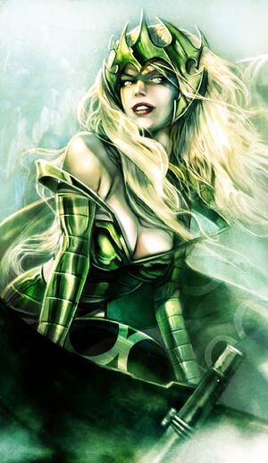 Enchantress Marvel Ultimate Aliance 001