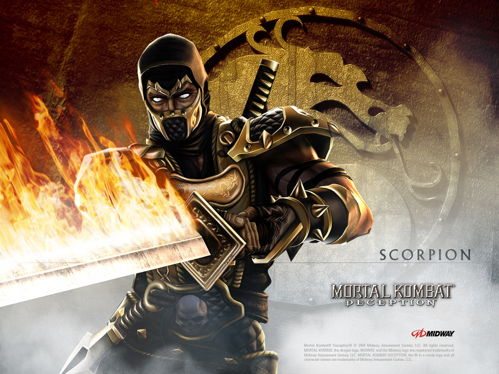 Mortal Kombat Scorpion X