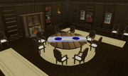 Clan Meeting Room